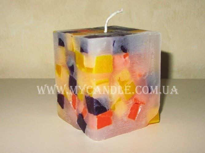 Картинки по запросу как сделать мраморные свечи