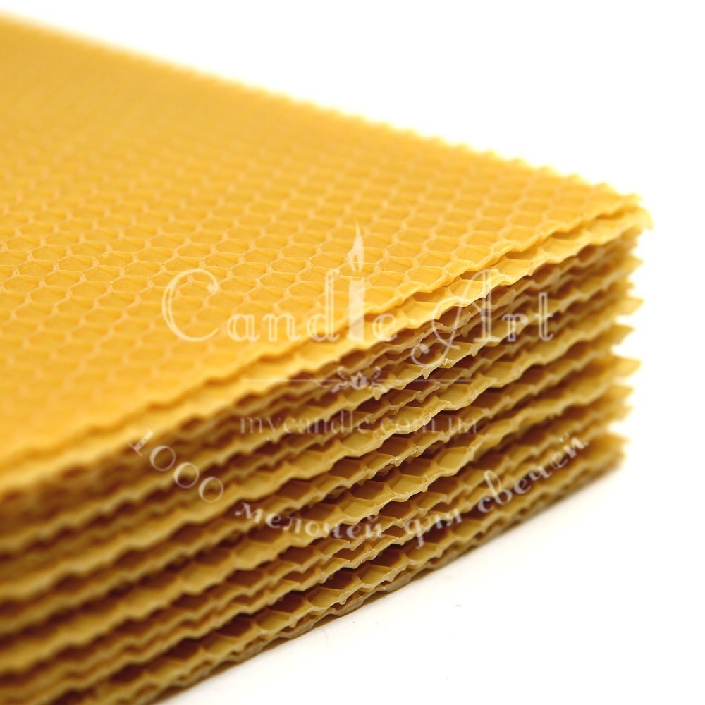 Candle decoration wax plates for Decoration wax